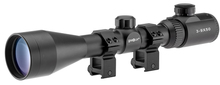 Lensolux rifle scope 3-9 x 50