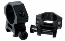 Mounting clamps RTI 25.4 mm - Tightening nut