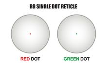 Photo OP6709-7-Point rouge UTG  6.4'' CQB Rouge/Vert