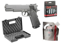 Pack 1911 GNB CO2 + mallette + CO2Pack 1911 GNB CO2 + mallette + CO2