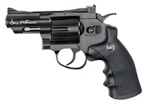 Photo Réplique revolver Dan Wesson 2.5'' Co2 Low Power