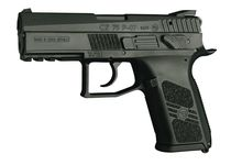 Photo Réplique pistolet CZ75 P-07 Duty Co2 GNB