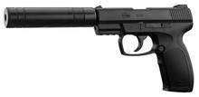 Replica Gun Cop Silencer Co2 GNB
