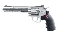 Photo Réplique revolver Ruger 8 Super Hawk Silver