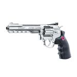 Photo Réplique revolver Ruger 6 super Hawk silver