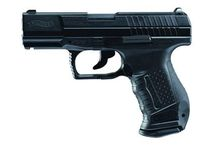 Photo Réplique pistolet Walther P99 DAO Co2 GBB