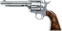 Photo Réplique revolver LEGENDS WESTERN COWBOY Silver Co2