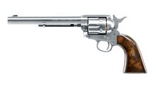 Photo Réplique revolver LEGENDS WESTERN Cowboy 8' Nickel Co2
