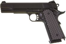 Photo Réplique GBB 1911 MEU Raven full metal gaz noir 1,0J