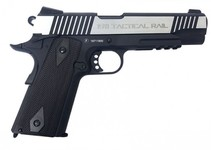 Photo Réplique GBB 1911 RAIL Dual Tone MILBRO Co2