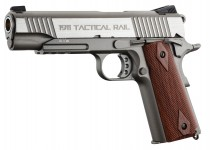 Photo Réplique GBB 1911 RAIL Stainless MILBRO Co2