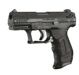 Replica pistol Walther P22 black spring