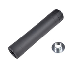 Silencieux Crusader TR45S Suppressor noir 14 et 16mm - VFCSilencieux Crusader TR45S Suppressor noir 14 et 16mm - VFC