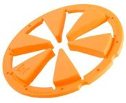 Photo Exalt feedgate rotor orange