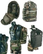 Photo Sac d'assaut militaire