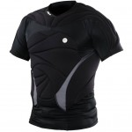 Jersey Performance Top Dye noir