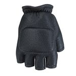 Photo Gants Empire BT Noir protection souple taille l et xl