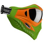 Photo Masque vforce grill Vert orange michelangelo