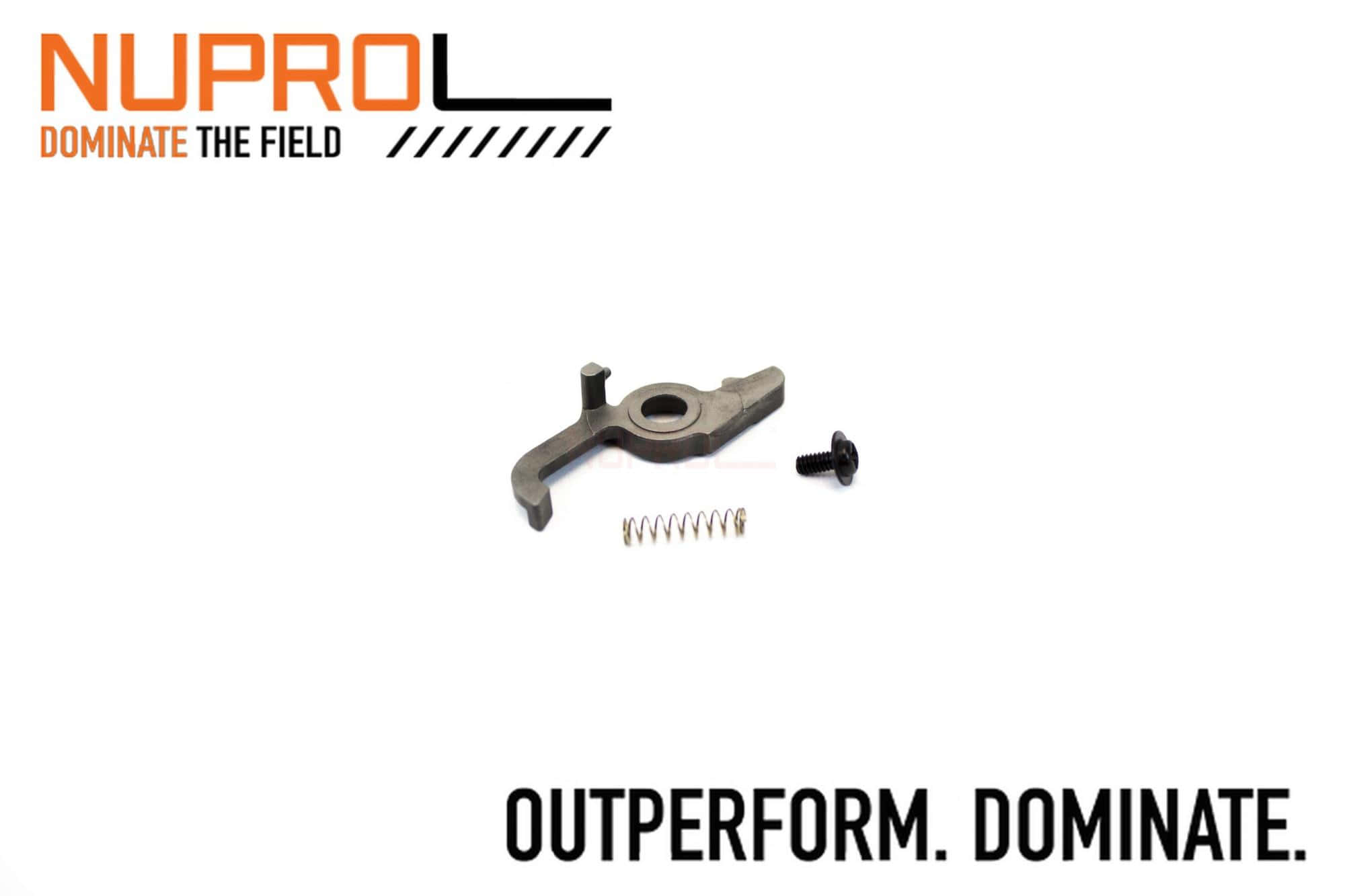 A63198-CUT-OFF LEVER pour GEARBOX V2 - NUPROL - A63198