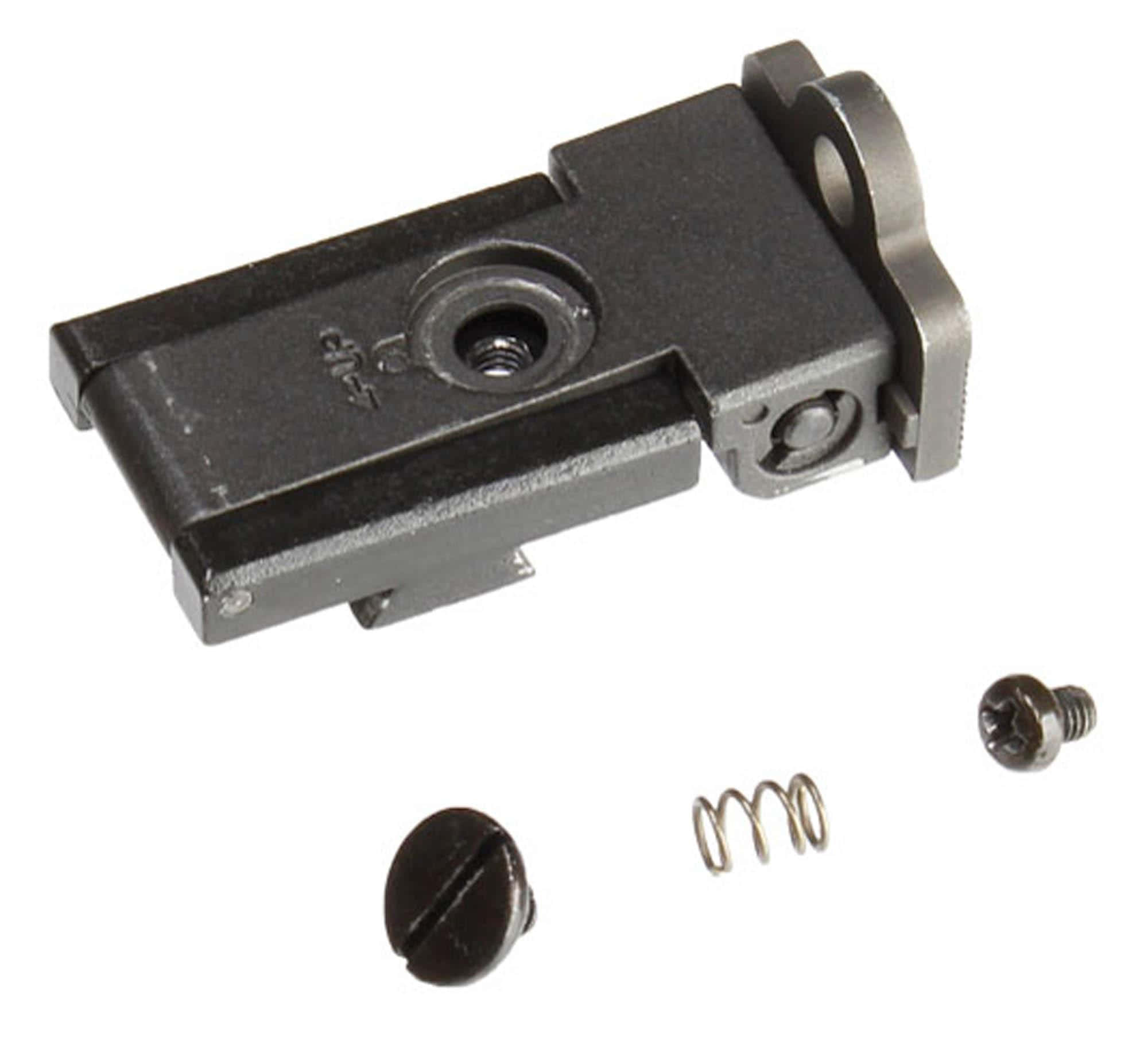 A64310-Rear sight type ghost pour Hi-Capa - AW CUSTOM - A64310