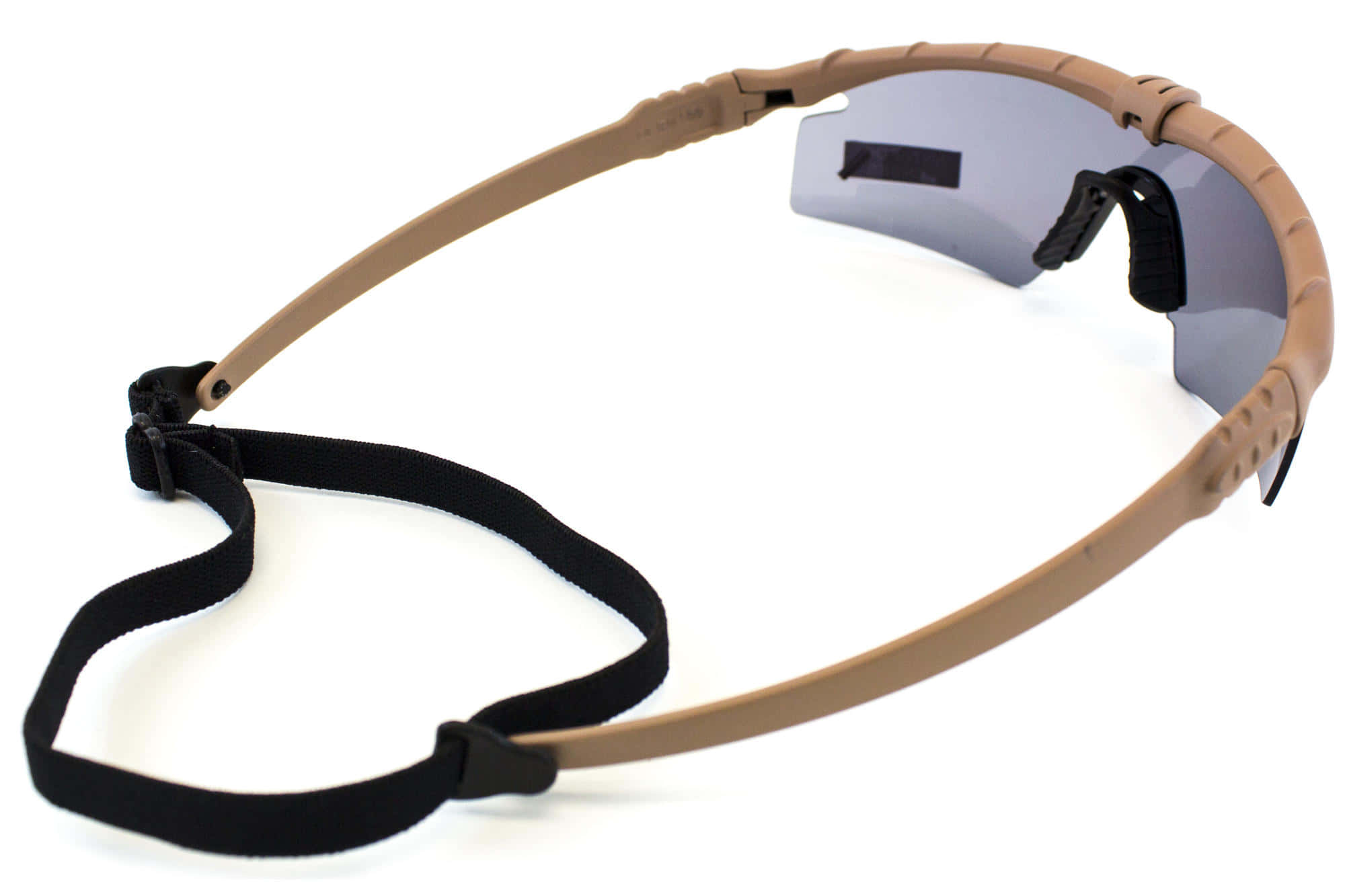 A69681-Lunettes NP Battle Pro Thermal Tan/Smoke - A69681