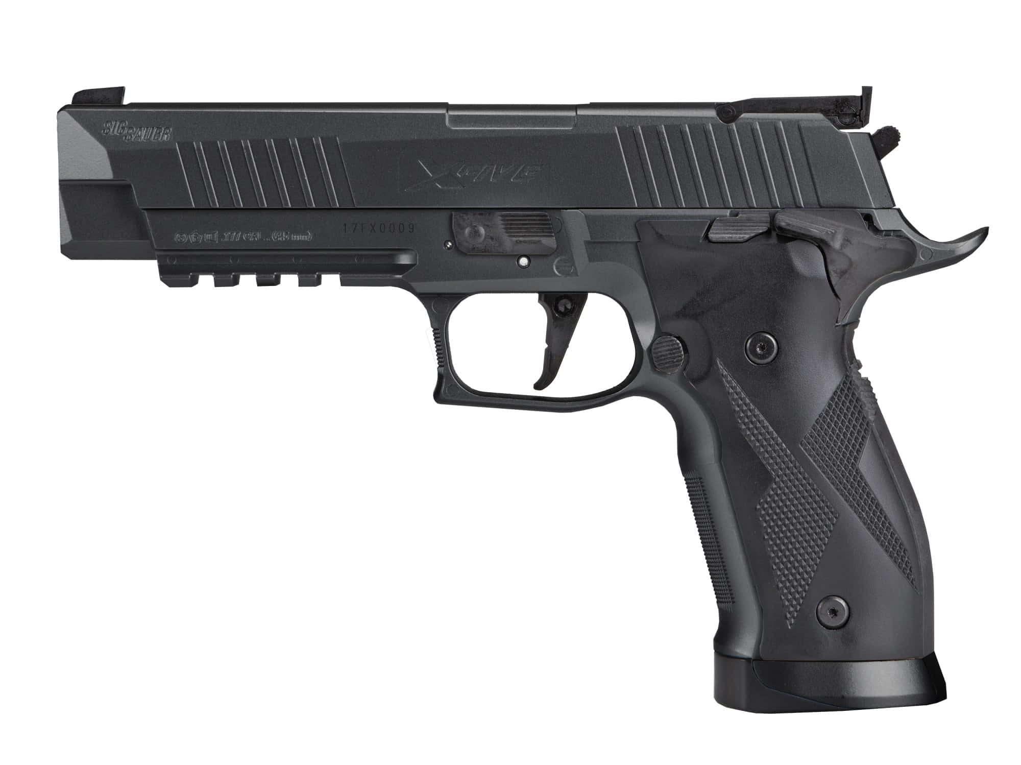 ACP558 Sig Sauer P226 X-FIVE Co2 4,5mm à plomb Noir - ACP558