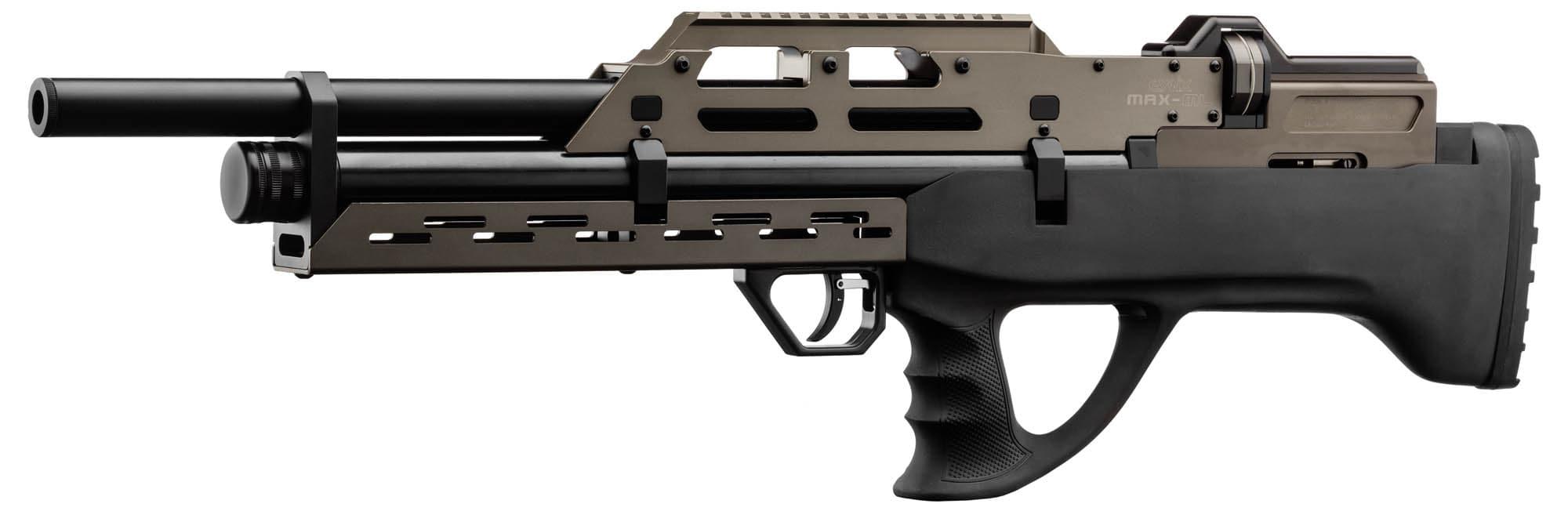 Evanix air rifle Max Cal  50 (12  7 mm) 250 joules