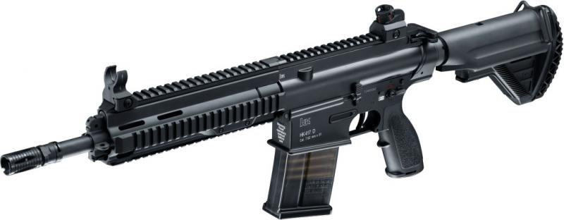 LE2106-1-REPLIQUE AEG HK-417 D FULL METAL 1,0J - VFC - LE2106