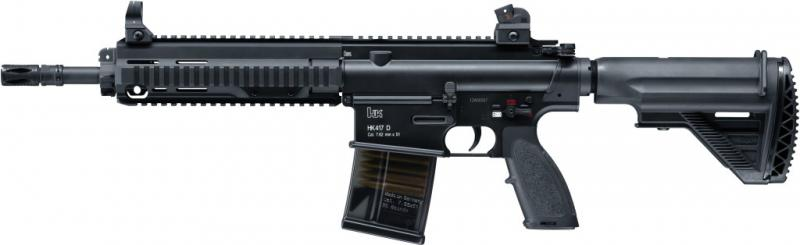 LE2106-REPLIQUE AEG HK-417 D FULL METAL 1,0J - VFC - LE2106