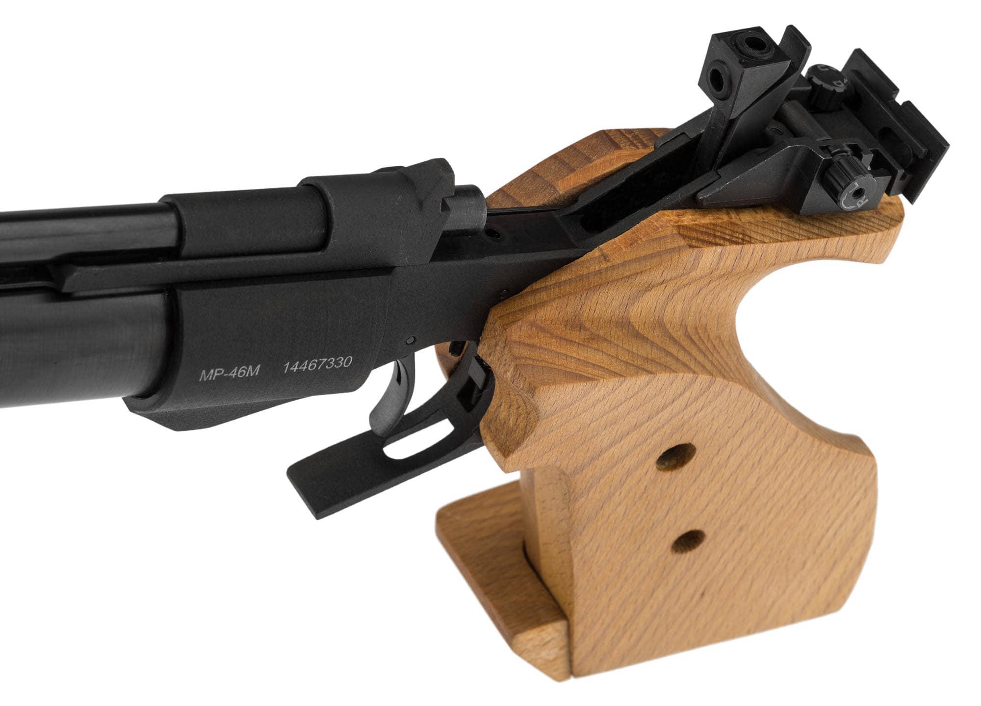 Baikal Match MP-46M air pistol cal  4 5 mm