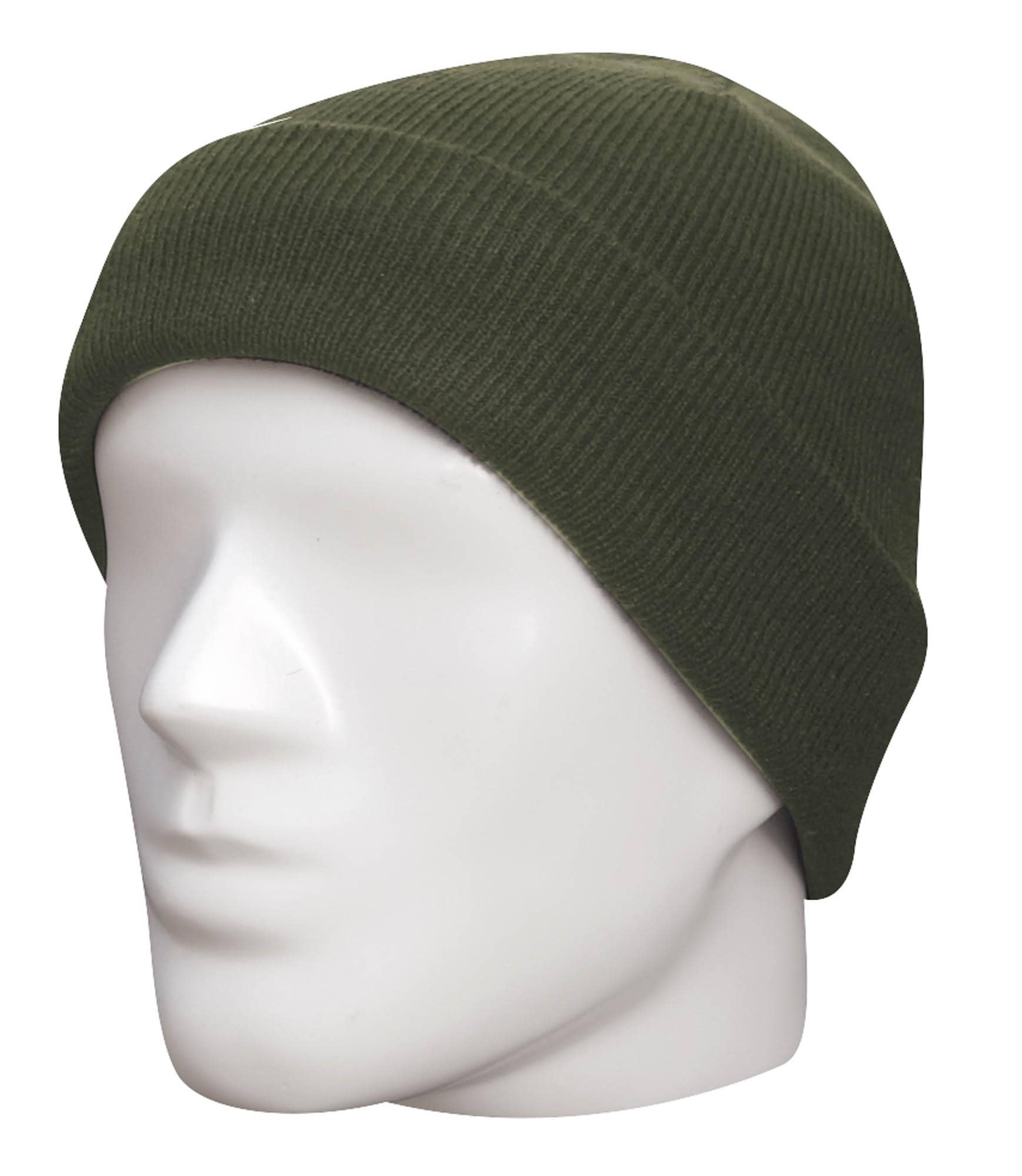 t791202-Bonnet militaire maille thinsulate - T791203